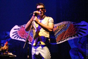 sufjan stevens photo by Jeremiah Garcia
